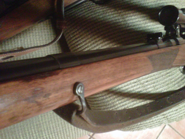how to identify model and age of Mauser Rifle - 24hourcampfire