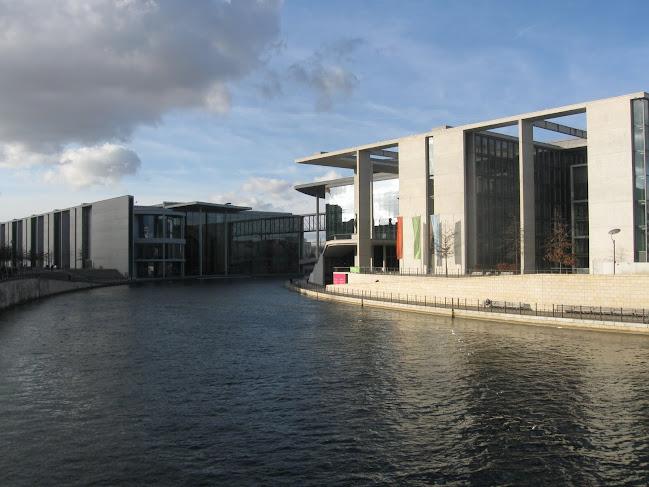 Berlin river front