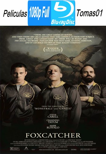 Foxcatcher (2014) BRRipFull 1080p