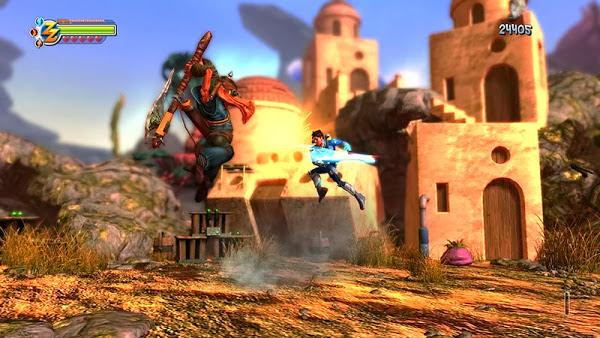 Screen Shot Of Zack Zero (2013) Full PC Game Free Download at Alldownloads4u.Com