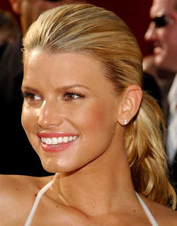 Celebrity Ponytail Hairstyle Pictures - ponytail hairstyle ideas for girls