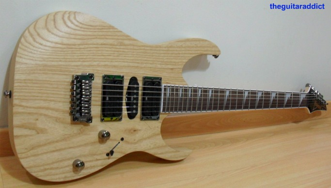 My Ibanez RG471AH Is Finally Here Collected It From BGW Yesterday The High Standards Of Indonesian Craftsmanship Are All Over This Guitar So Now You
