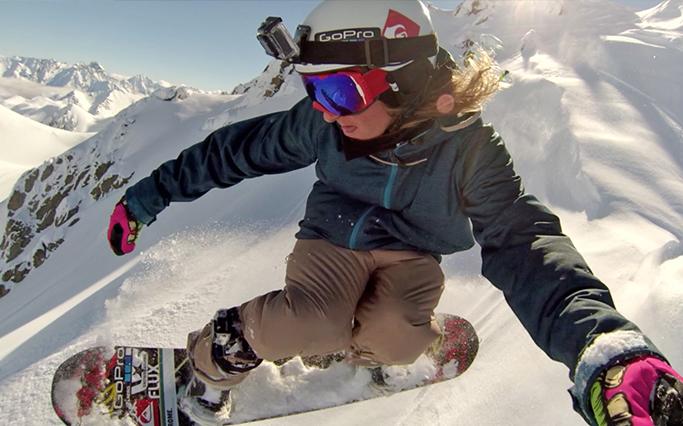*GoPro HD HERO3 全方位運動攝影機:捕捉極限瞬間! 2