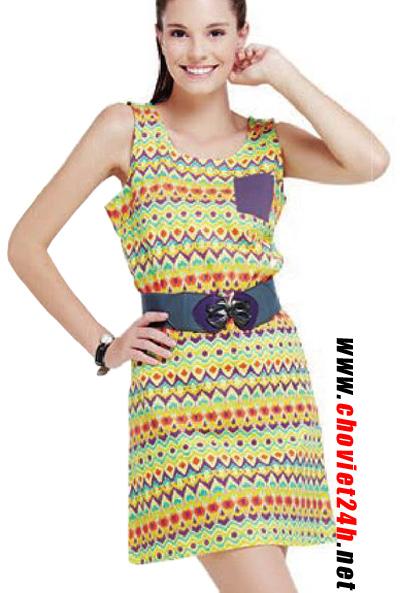 Váy thời trang Sophie Egioded
