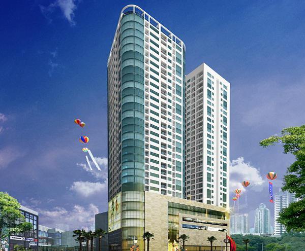 Chung cu Quang Minh Tower 35 Le Van Thiem Gia goc chu dau tu