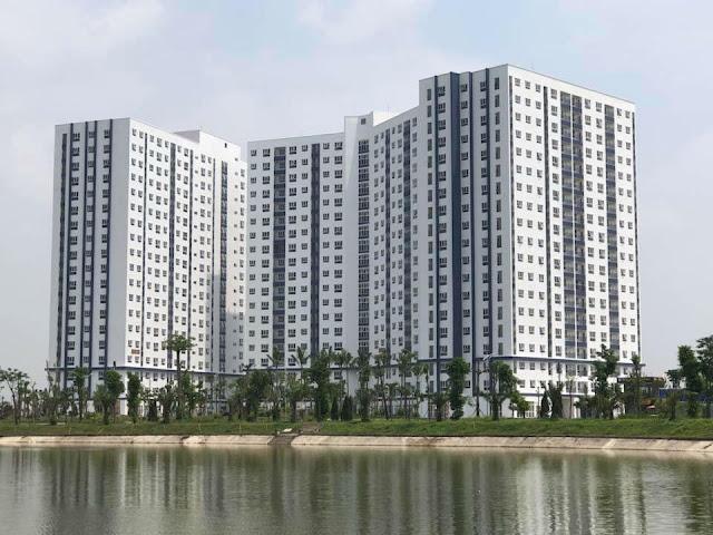 3 tòa Chung cư HH03 - B1.3