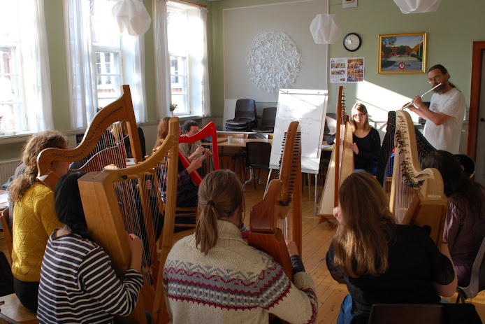 Finnish song workshop 2011