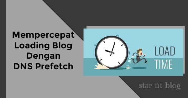 Tăng Tốc Độ Tải Trang Blogger Với DNS Prefetch