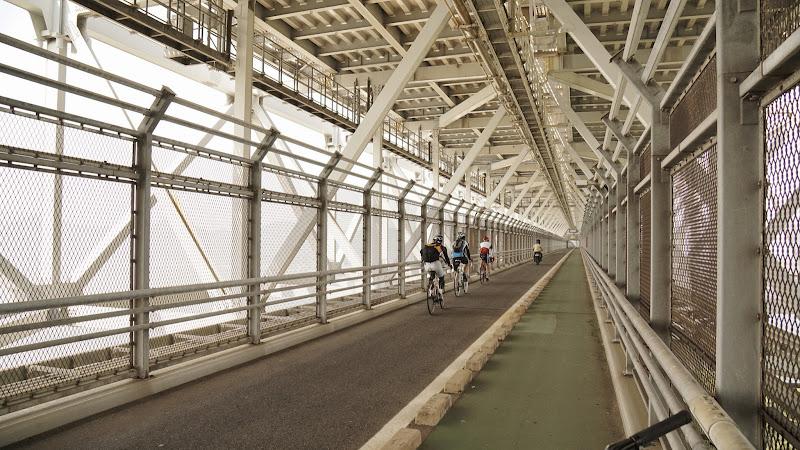 しまなみ海道 因島大橋 写真5