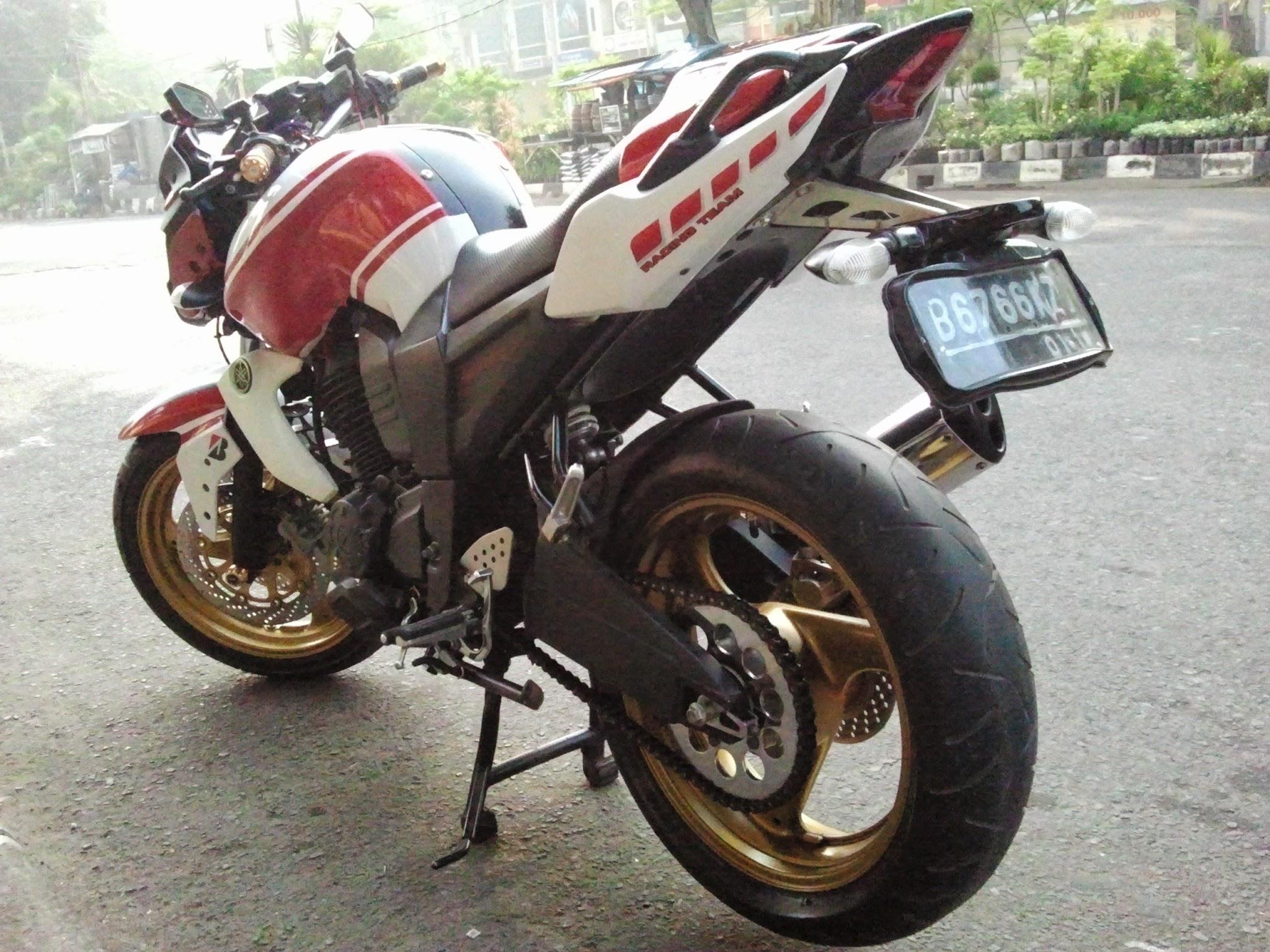 Koleksi Modifikasi Motor Byson Ducati Terbaru Dan Terlengkap