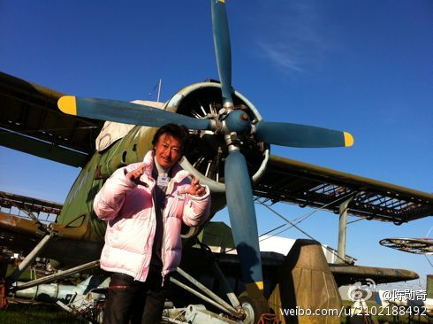 Jackie chan addresses death hoax, proves he's alive with