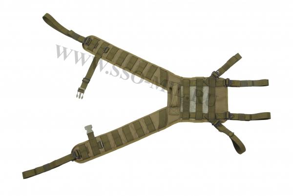 Лямки плечевые PLSE крепление MOLLE от ССО