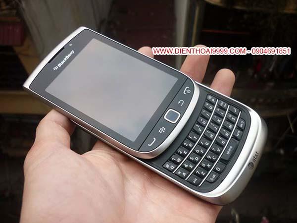 Bán BlackBerry 9810 nắp trượt, màn cảm ứng, cấu hình cao, đẹp nguyên bản giá rẻ tại Hà Nội