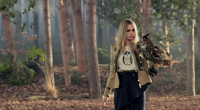 A Burberry Woodland Adventure Web Trailer