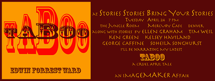 Stories, Stories, Bring Your Stories