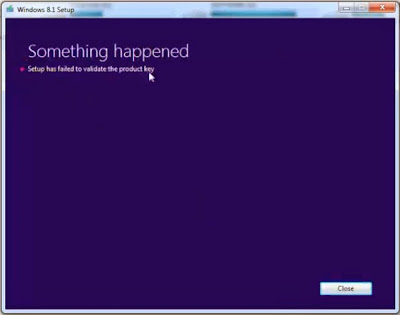 Cara mudah update Windows 8.1 Professional