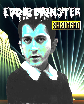 eddie munster paul ryan shrugged