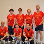 Finales Clubkampioenschappen 2014 BC Vlist