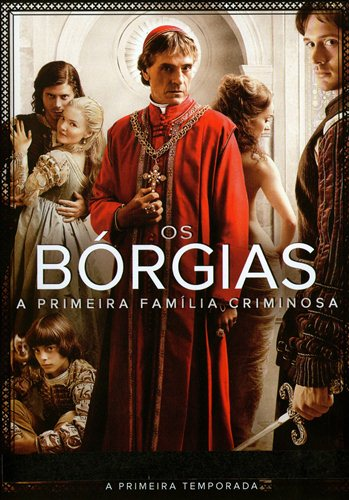 The Borgias 1ª Temporada 720p BluRay Dual Audio Completo