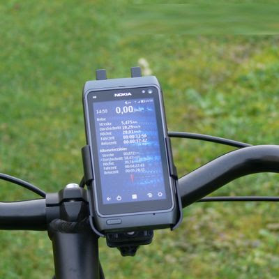 THK Bicycle Computer screen2 Download Application THK Bicycle Computer v1.00 For 5800, N97, X6, N8