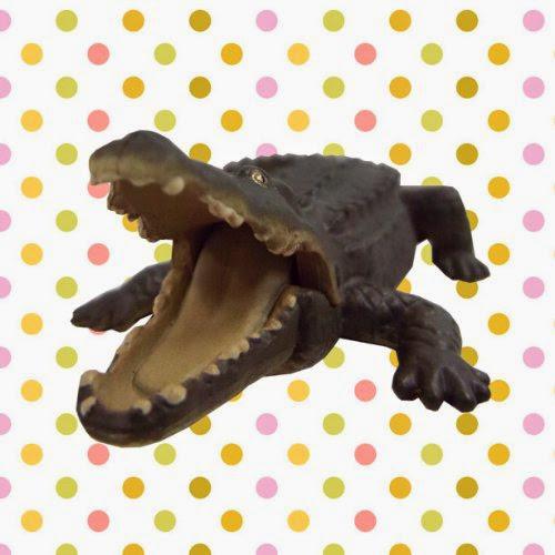 Sản phẩm Mô hình AS-08 Nile crocodile dùng làm vật trưng bày hoặc đồ chơi vui