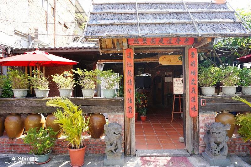 台北蘆洲老厝邊庭園西餐廳6