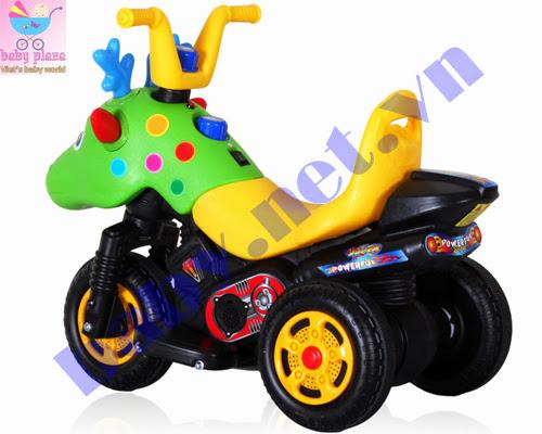 Xe điện ba bánh trẻ em 3051