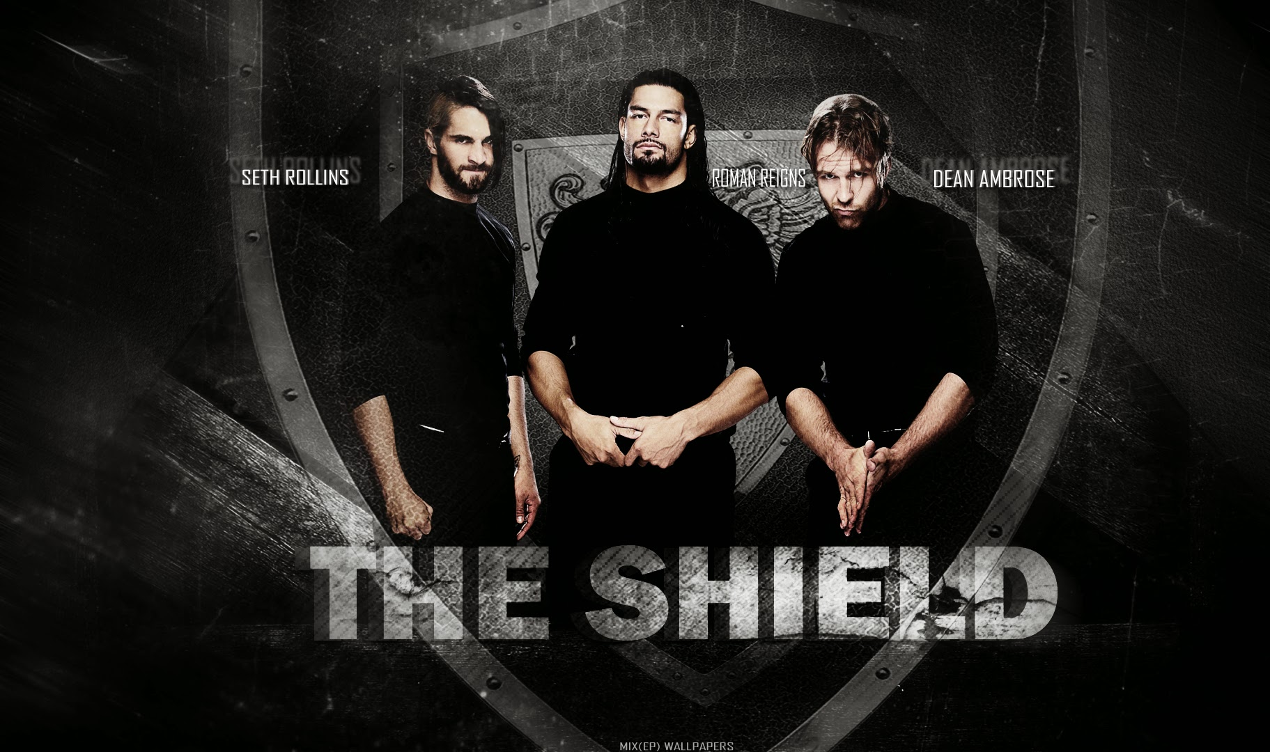 Believe In The Shield - WWE Wallpaper 1920x1080 by Angelus23 on ...