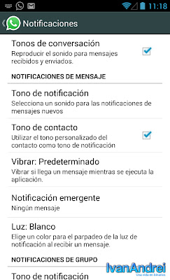 WhatsApp - Trucos para evitar el doble check azul