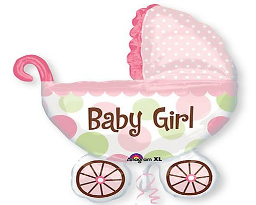 globo de cuna para baby shower