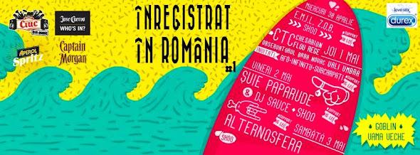 Inregistrat in Romania. Goblin Vama Veche