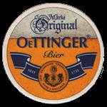 Bierteller  OeTTINGER bier