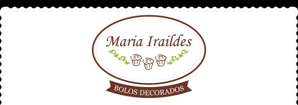 Maria Iraildes Bolos Decorados