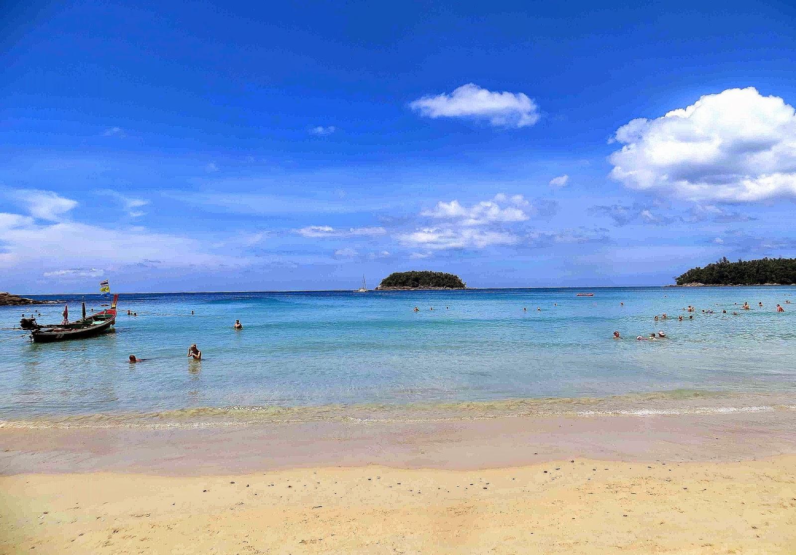 Kata Beach Phuket  joesworldwatertour