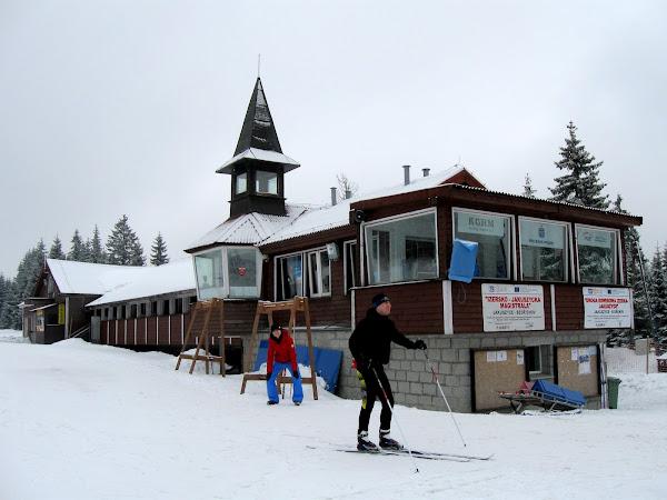 ośrodek narciarstwa biegowego jakuszyce