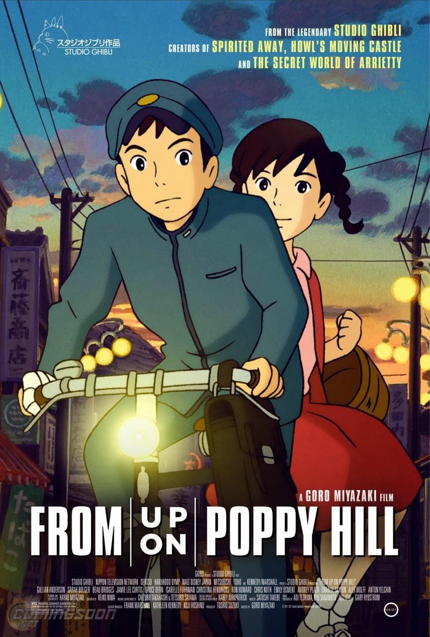 Ngọn Đồi Hoa Hồng Anh - From Up On Poppy Hill (Kokuriko-zaka kara)