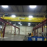 (2) 30 Ton Bridge Crane Systems