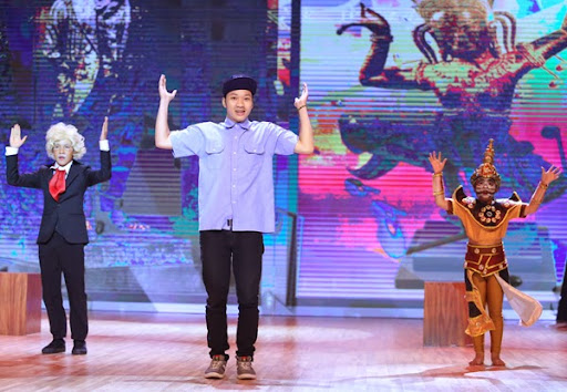 Bước nhảy Hoàn vũ nhí - Liveshow 3