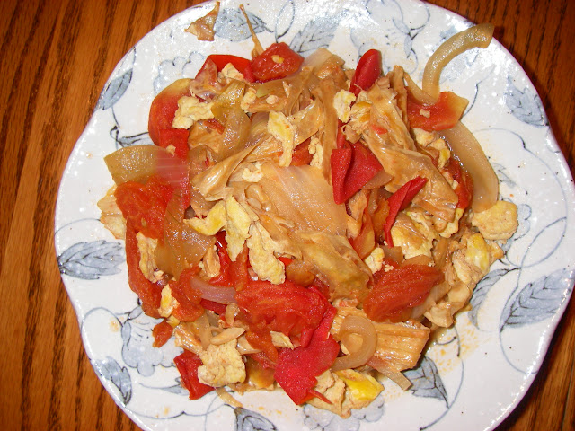 柑仔蜜豆包