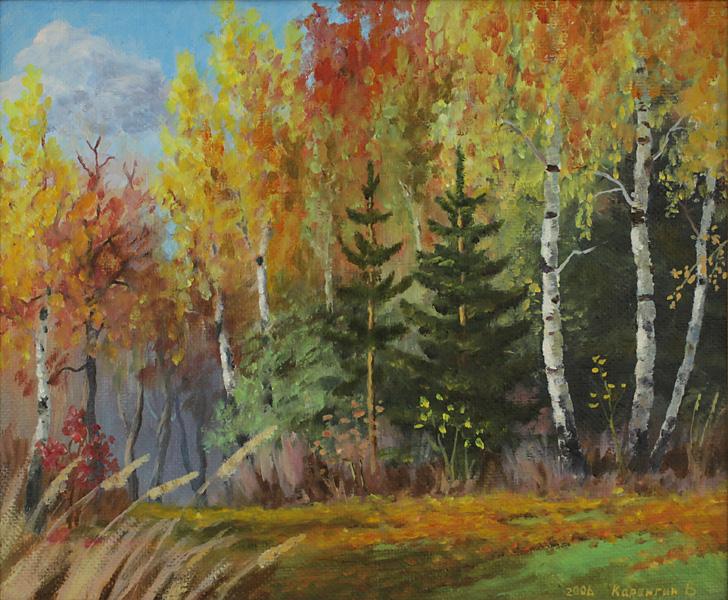 art, painting, живопись, масло, рисунки, Валерий Каренгин,