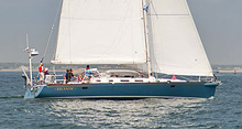 J/160 sailing Figawi Race to Nantucket
