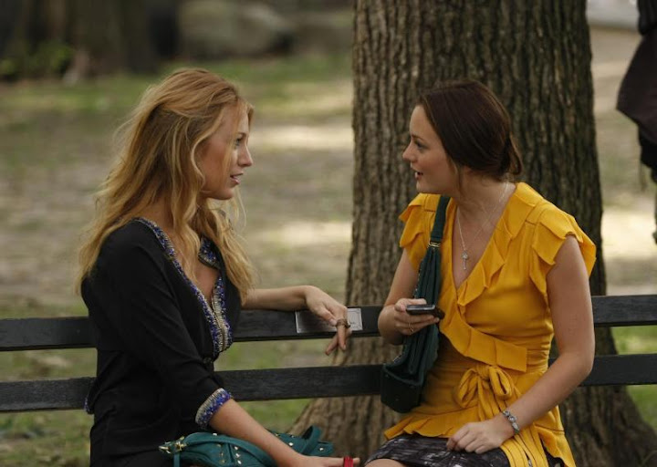 Blake Lively and Leighton Meester - Page 4 An-s-and-b-photo