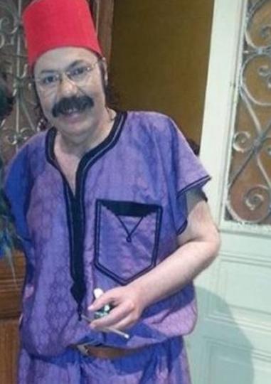 صور صادمه للفنان طلعت زكريا بعد اصابته بالسرطان عافانا الله وتحوله