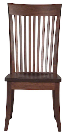 Lancaster Chair in Smoky Walnut