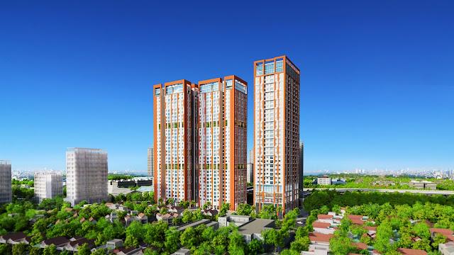 hanoi paragon tower