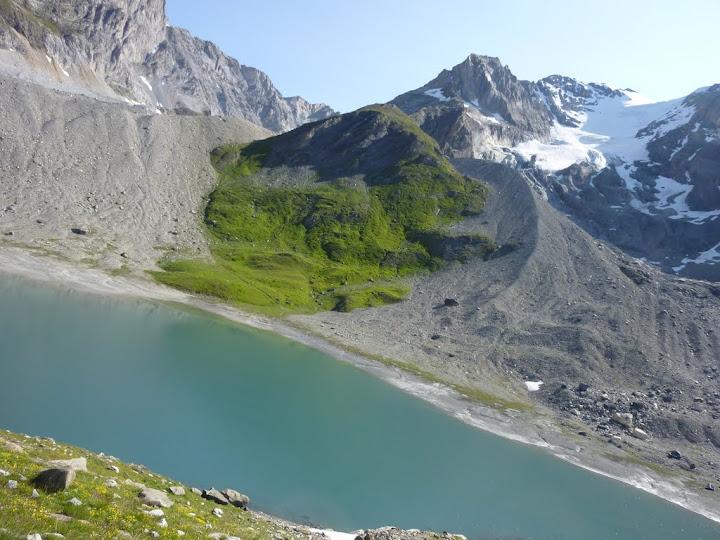 Le Lac Long et la Grande Casse