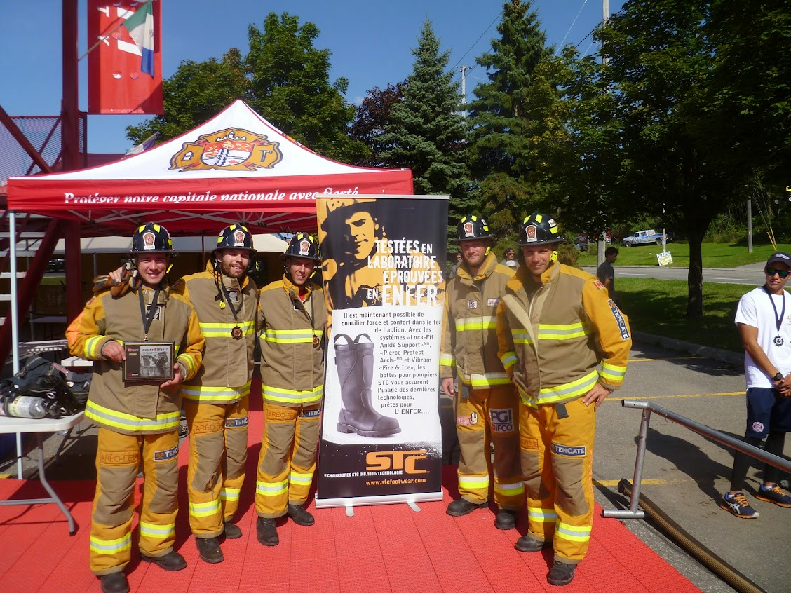 2014-08 Equipe Firefit Sherbrooke STC à Orléans, Ottawa