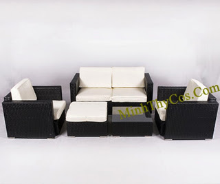 Rattan Sofa Set-MT106