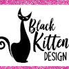 Black Kitten Design Avatar