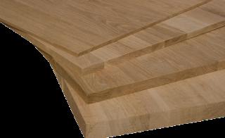 gỗ ghép sồi 1